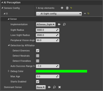AI Perception in Unreal Engine 4 – How to Setup